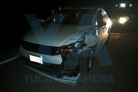 Trágico accidente en la Mérida-Cancún: falleció ciclista que manejaba en sentido contrario