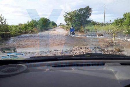 Por tormenta tropical Zeta, ordenan la suspensión de actividades en Yucatán