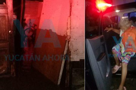 Continúan evacuando familias en Progreso