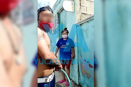 Acuchilla a recolector de basura que acosaba a su hija de 14 años