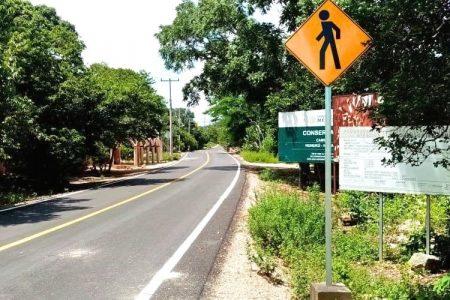 SCT rehabilita 14 tramos de carreteras en Yucatán