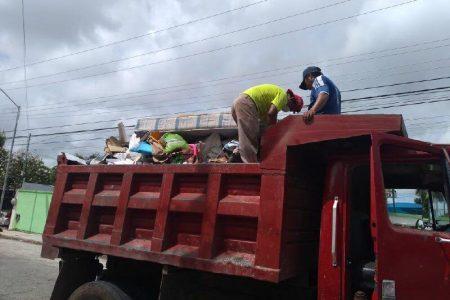 Por Gamma posponen descacharrización en comisarías del norte de Mérida