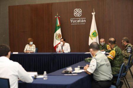 Yucatán se prepara para el nuevo impacto de Gamma y vigila a Delta en el Caribe