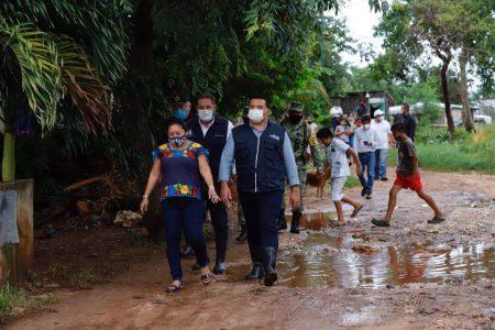 La Mielera, una de las zonas más vulnerables de Mérida ante desastres como Delta