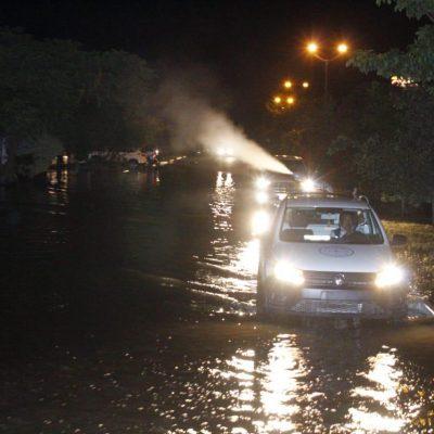 Inicia combate al mosco en zonas de Mérida afectadas por inundaciones de Delta