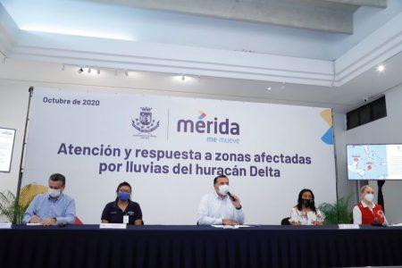 La atención a comunidades vulnerables de Mérida, la prioridad del Ayuntamiento