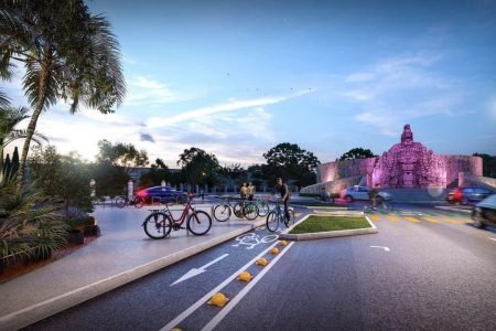 Mérida, ciudad de ciclovías: podrás ir en bicicleta de Montejo a Dzibilchaltún