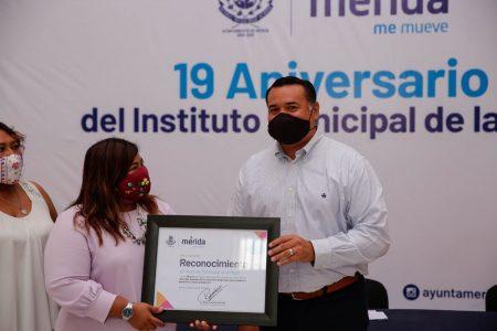 Cumple 19 años el Instituto Municipal de la Mujer