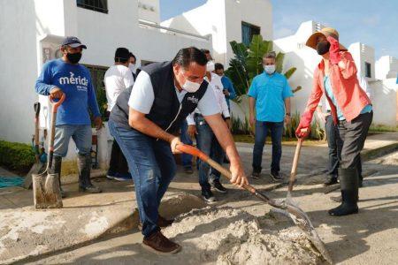 Comienza la rehabilitación de calles en Las Américas
