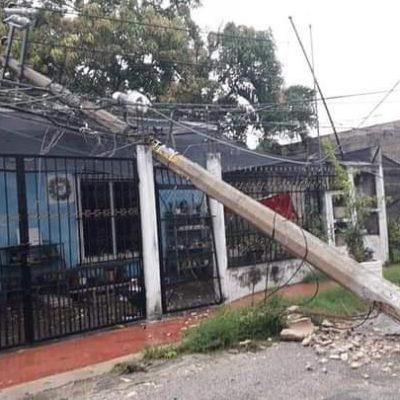 Por huracán Zeta, Mauricio Vila solicita declaratoria de emergencia para 33 municipios