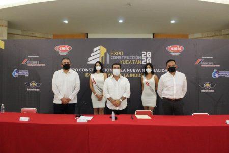 Del 6 al 11 de noviembre, Expo Construcción Yucatán 2020 de manera virtual