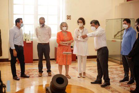 Reabre Museo de la Ciudad de Mérida, bajo medidas de la nueva normalidad