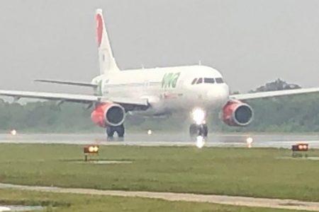 Aeropuerto de Mérida, sin afectaciones por el huracán Delta