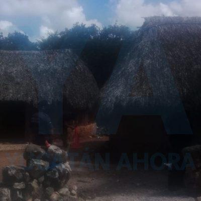 Triste jornada dominical para una familia del sur de Yucatán
