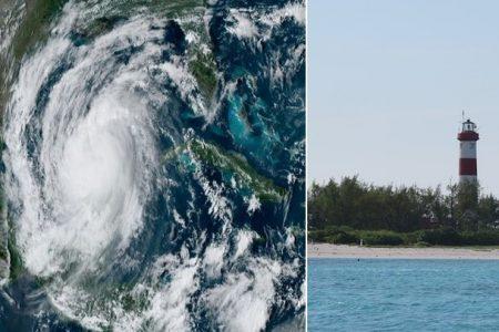 Delta aún no deja del todo Yucatán: se abalanza sobre el Arrecife Alacranes