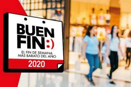 Inicia el registro de empresas a El Buen Fin 2020 que será del 9 al 20 de noviembre