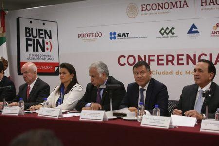 El Buen Fin permitirá la reactivación del mercado turístico en México