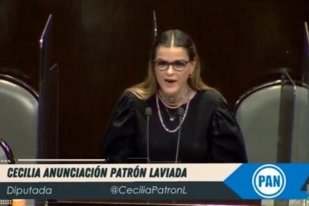 Cecilia Patrón lleva al Congreso de la Unión la voz de gente sin esperanza en salud