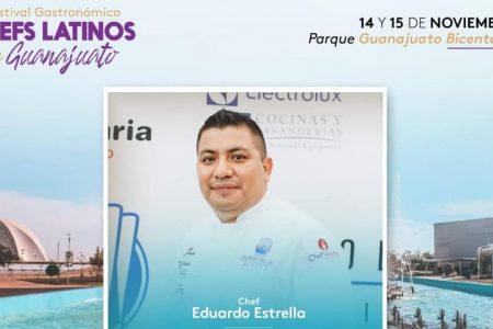 Tras Ahumador Texano, siguen los éxitos para el chef Eduardo Armín Estrella