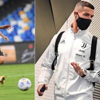 """Como en el llano: equipo del """"Chucky"""" Lozano pierde por """"forfit"""" con el Juventus de Cristiano Ronaldo"""