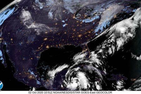 Inminente ciclón en el Caribe: apunta hacia la Península de Yucatán