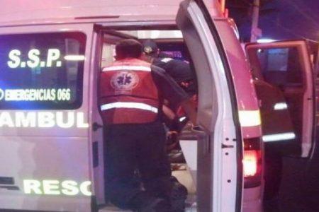 Adolescente acuchilla a su tío al calor de las copas… en Kanasín