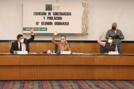 Comisión de Gobernación en San Lázaro declara procedente consulta popular a actores políticos