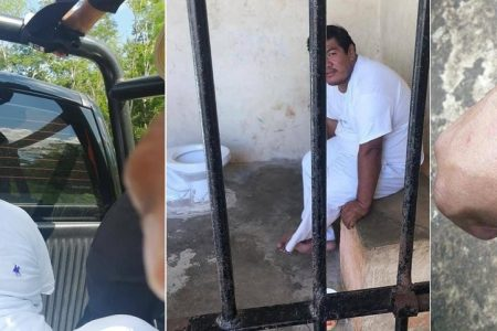 Enfermero denuncia abuso de policías de Tixpéual