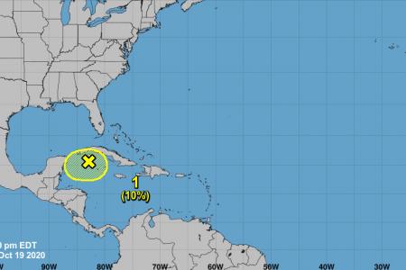 Buenas noticias: se esfuma amenaza ciclónica en el Caribe
