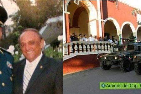 El paso del general Cienfuegos por Yucatán: era asiduo visitante de Espita