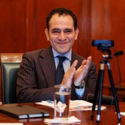 Arturo Herrera responde a panistas; acuerdo fiscal es del sexenio de Felipe Calderón