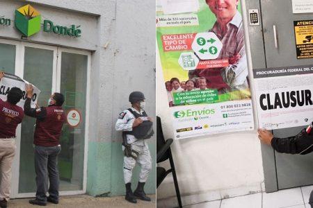 Por graves irregularidades, clausuran la casa de empeño Fundación Rafael Dondé