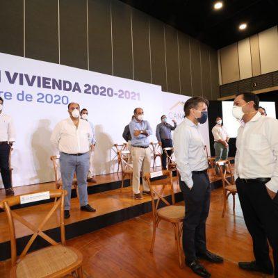 Más inversiones privadas y generación de empleos en Yucatán