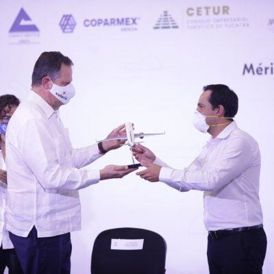 El turismo vuelve a alzar vuelo en Yucatán