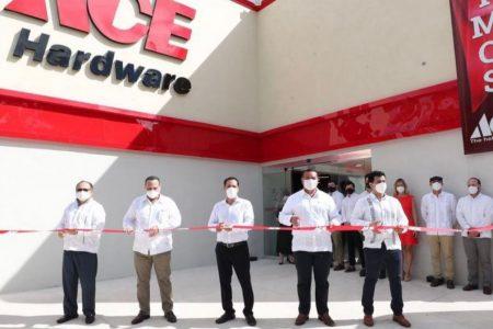 Tras varios años de ausencia, regresa ACE Hardware a Mérida