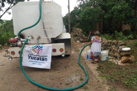 Dependencias estatales se coordinan para auxiliar a la población yucateca