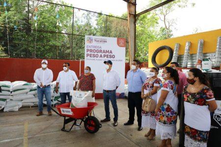 Renovado impulso al campo yucateco tras los desastres ciclónicos
