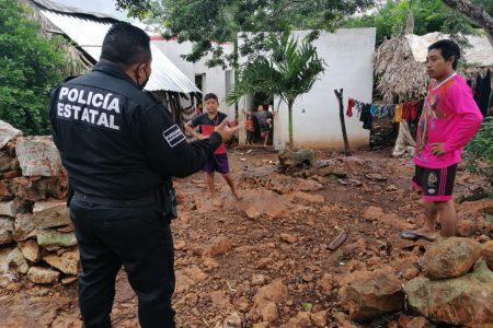 Tekax se prepara para afectaciones de la tormenta tropical Gamma