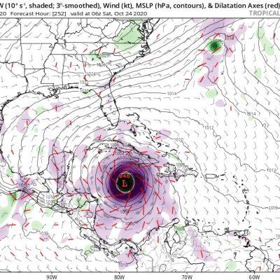 Sigue agitado el Caribe: pronostican nuevo huracán intenso en los próximos días