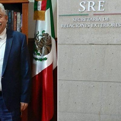 Mariana Cruz Pool, nueva delegada de Relaciones Exteriores en Yucatán