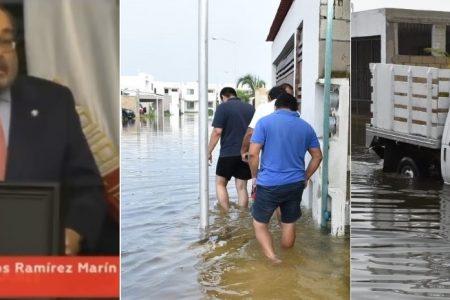 No le quitemos a la gente la oportunidad de tener ayuda ante un desastre: Ramírez Marín