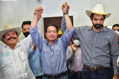 Mario Delgado será el nuevo presidente nacional de Morena