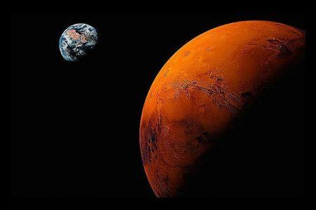 Marte supera a Júpiter en brillantez con su máximo acercamiento a la Tierra