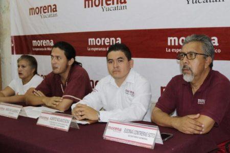 Morena todavía no tiene precandidata en Mérida, aseguran dirigentes