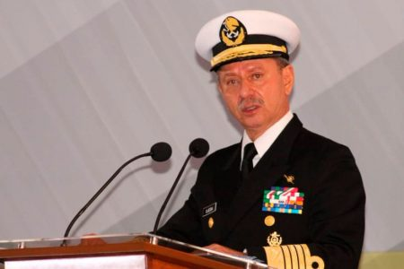 Da positivo a Covid-19 Rafael Ojeda, secretario de Marina
