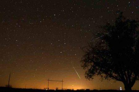 Está noche podrás observar las Oriónidas en su máximo esplendor