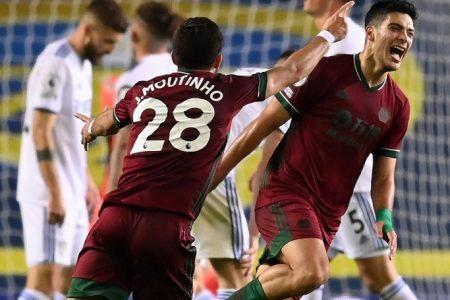 El mexicano Jiménez hace su tercer gol de la campaña y es elogiado por técnico de élite
