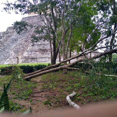 Gamma deja sin electricidad a Chichén Itzá: reabre el martes