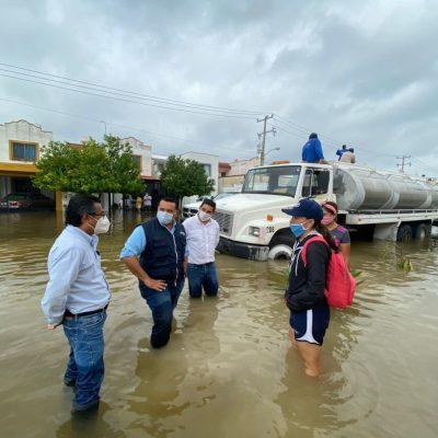 Exigirán a constructora de Las Américas medidas adicionales tras lluvias de Delta