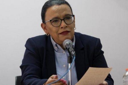 Rosa Icela Rodríguez, la nueva secretaria de Seguridad, si acepta: AMLO